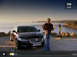 Top Gear : la Jaguar XJ est-elle plus rapide que... le soleil ?