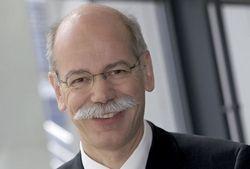 Dieter Zetsche (Daimler) admet discuter avec Renault