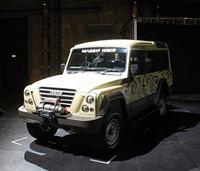 Vers la renaissance de la Fiat Campagnola?