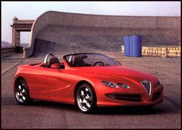 Succession de l'Alfa 159 : 3 concepts pour Genève ?