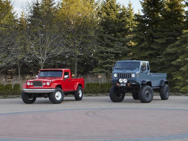 6 concepts Jeep pour le Moab Easter Safari : Mighty FC et J-12 rendent les fans fous !