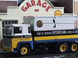 Miniature : 1/43ème - SCANIA 140 V8