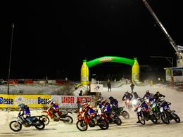 Trophée Andros au Stade de France: une fête également pour les amateurs de motos