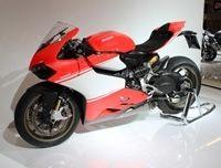 Vidéo en direct du salon de la moto : Ducati Panigale Superleggera