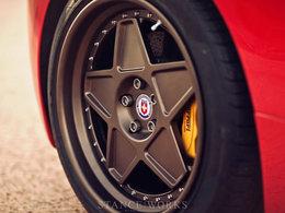 Un look rétro pour la 458 Italia ? HRE plaide coupable