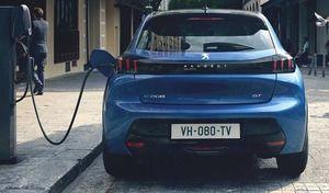 Trois quarts des précommandes de Peugeot 208 sont pour la version électrique