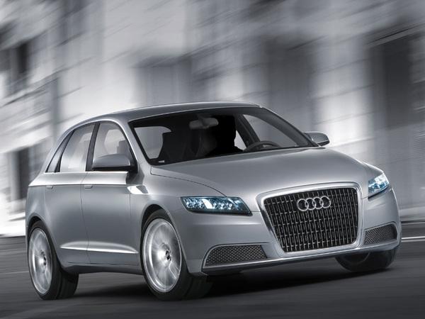 Le monospace Audi présenté à Francfort sous la forme d'un concept ?