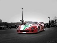 Photo du jour : Ferrari F40