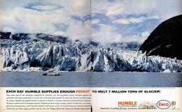 En 1962, les pétroliers étaient fiers de pouvoir faire fondre les glaciers