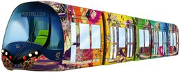 Montpellier mettra en service la ligne 3 du tramway en 2012