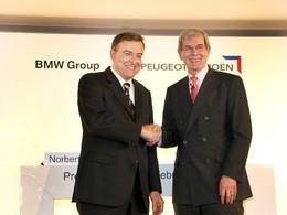 PSA Peugeot Citroën et BMW vont investir 100 millions d'euros ensemble