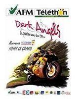 Le téléthon avec les filles de Dark Angels