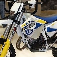 En direct du Salon de la Moto : Husqvarna 2014, retour aux sources