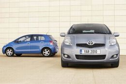 Voici la Toyota Yaris 2010 !