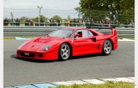 Circuit du Val de Vienne : 300 Ferrari contre le cancer les 2 et 3 juin. Evénement à ne pas rater !