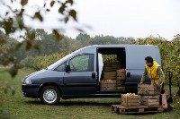 Citroën Jumpy (2004): un comportement dynamique
