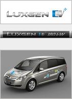 Un nouveau monospace électrique : le LUXGEN EV+