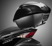 Honda 125 Forza: le Pack Business
