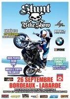 Stunt bike Show 2010 : rendez-vous à Bordeaux en septembre