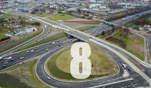 Caradrier de l'Avent - Vrai ou faux: en France, il existe une autoroute qui mesure moins d'un kilomètre