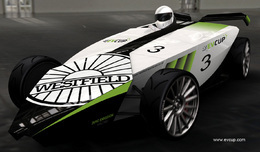 Championnat de véhicules électriques EV Cup 2011 : le Westfield iRACER sera là