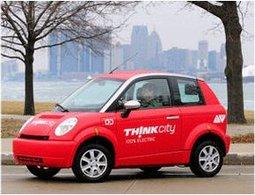 La THINK City électrique produite aux Etats-Unis dès 2011