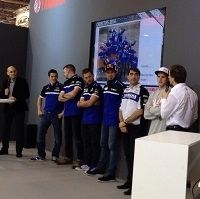 En direct du Salon de la Moto : le programme 2014 de Yamaha France