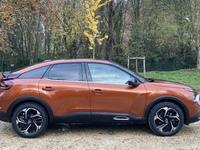 Citroën C4 : les premières images de l'essai en live