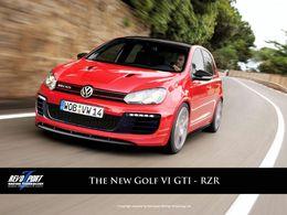 Volkswagen Golf GTI RZR par RevoZport : Rush Hour