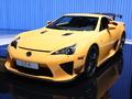 En direct de Genève : Lexus LFA Pack Nürburgring, pour quelques kilo-euros de plus ( + video)