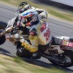 Bologne Motor Show: Busseï remporte la course Supermotard