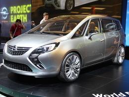 En direct de Genève : Opel Zafira Tourer Concept, proche de la série, en première mondiale