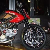 Ducati: L'Hypermotard à la sauce californienne