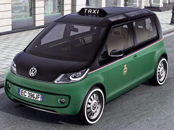 un nouveau prototype de taxi lectrique le volkswagen milano taxi. Black Bedroom Furniture Sets. Home Design Ideas