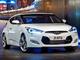 Le Hyundai Veloster quitte déjà l'Angleterre