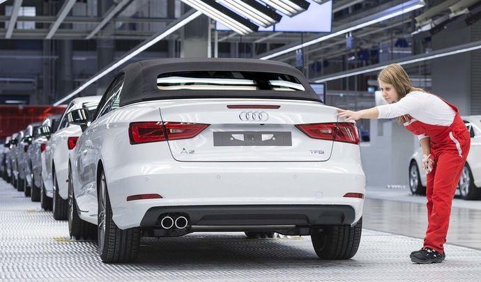 Audi : forte réduction des coûts en prévision