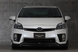 Tuning : la Toyota Prius hybride relookée par le Japonais Tommy Kaira