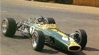 Vidéo: Martin Brundle en Lotus 49