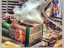 Explosions et cascades surprises sur le tournage de Transformers 4