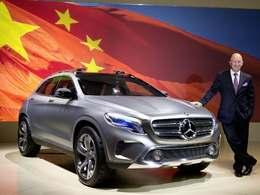 Mercedes doit reprendre la Chine avant 2020