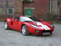 Ford GT by Edo Competition : 610 canassons au naturel !