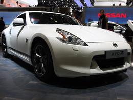 En direct de Genève : Nissan 370Z GT Edition, un (léger) clin d'œil au passé
