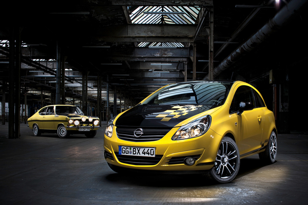 Opel Corsa Color Race : remember the glory days