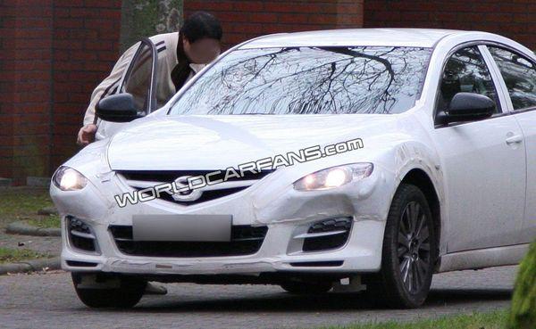 Spyshot : s'agirait-il de la future Mazda RX-7 ?