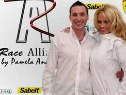 Pamela Anderson à la tête d'une écurie automobile !