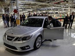 Mahindra sur le point de racheter Saab ?