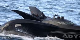 Vidéo : le trimaran super rapide de l'association écologiste Sea Shepherd coulé par un baleinier japonais