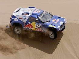 Dakar: Volkswagen toujours là en 2011