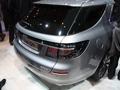 En direct de Genève : Saab 9-5 Estate, une ligne mais peu de coffre