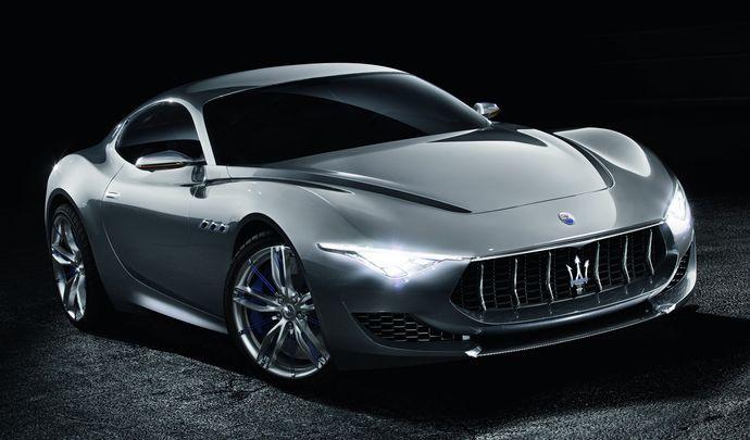 Maserati: l'Alfieri de série prend beaucoup de retard